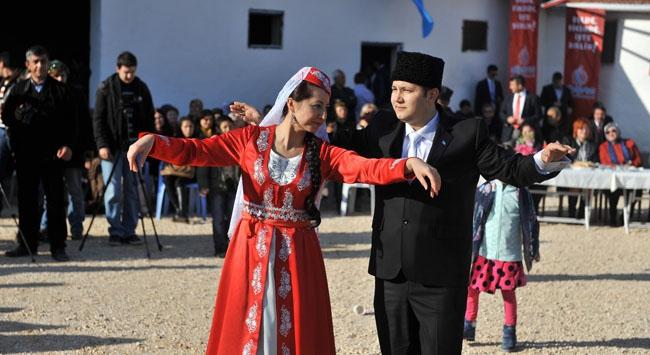 Eskişehirde Tatar düğünü