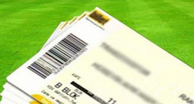 Süper Lig maçı 2 lira