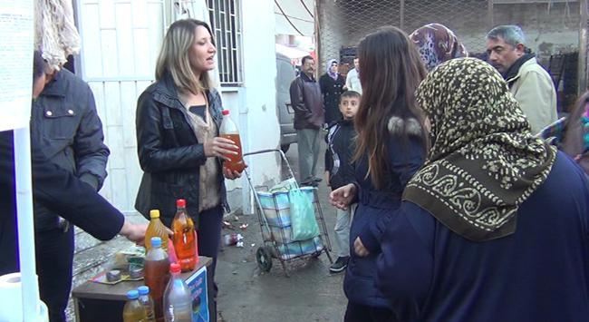 Somada bitkisel atık yağ toplama kampanyası