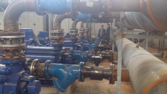 Soma termik santralin suyuyla ısınacak