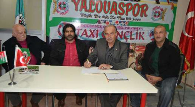 Eski Fenerbahçeli futbolcu Yalovaspor ile anlaştı