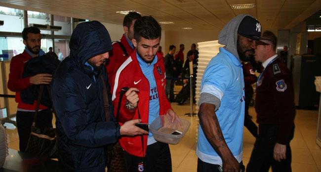 Trabzonspor Gaziantepe gitti