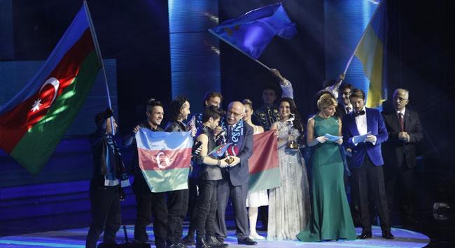 İşte Türkvizyon yarışmasının birincisi
