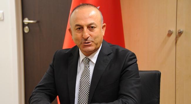 Çavuşoğlu Kırgızistanda