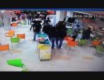 Deprem anı kameralarda