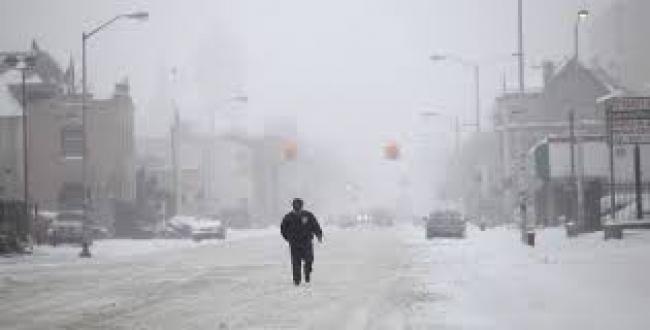 ABDde kar fırtınası
