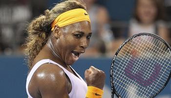 Djokovic ve Serena yarı finalde