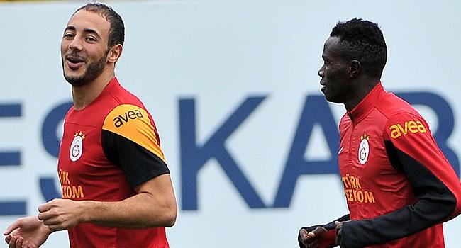 Galatasaray'dan Bruma kararı!