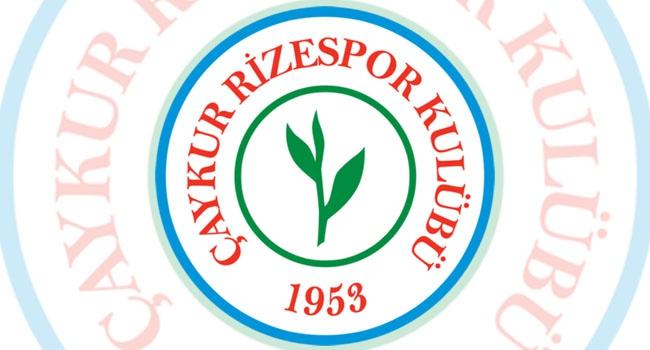 """Çaykur Rizespordan """"Milli Dayanışma Kampanyası""""na destek"""