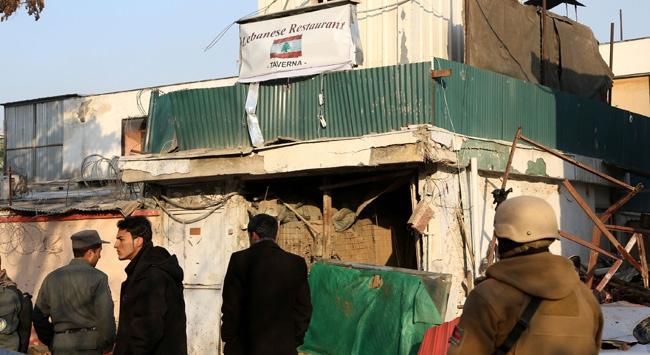 İntihar saldırısında 21 kişi öldü