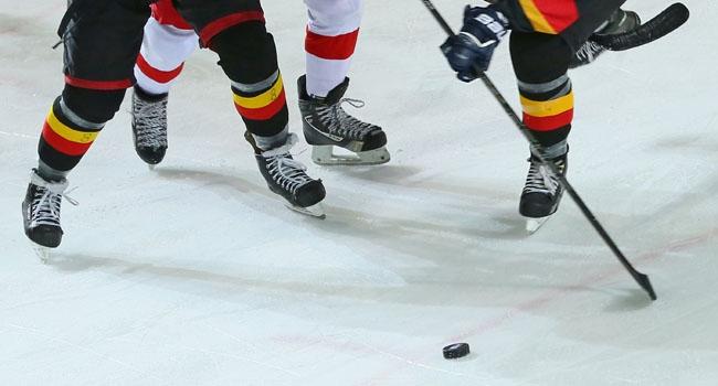 Buz hokeyinde liglere ara verildi