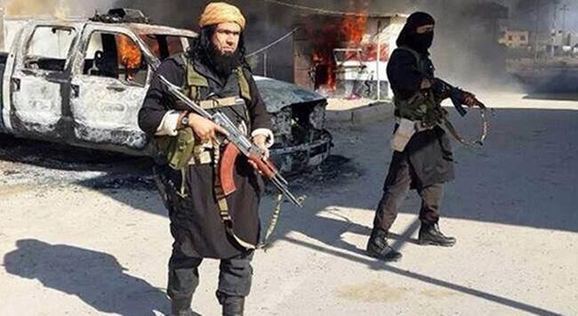 DEAŞ ve El Kaide ile ilgili görsel sonucu