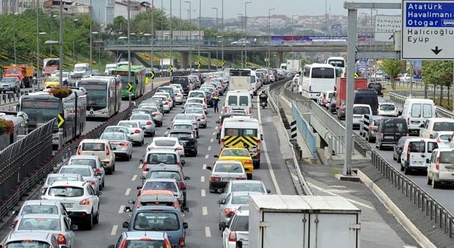 Kudüs Koşusu nedeniyle İstanbulda bazı yollar trafiğe kapatılacak