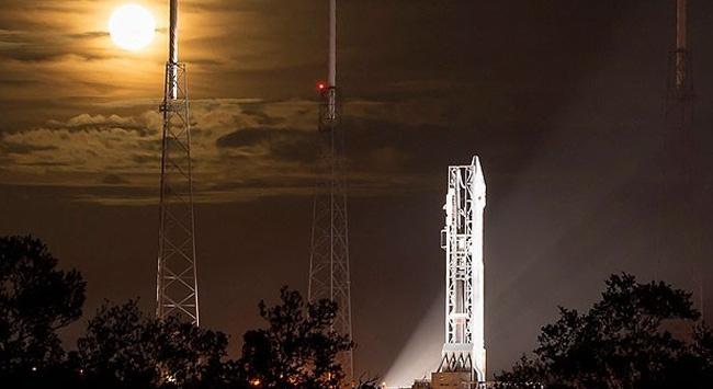 NASA uzaya yeni bir uydu fırlattı