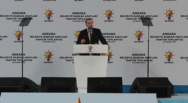 Erdoğan: İspat edemezseniz alçaksınız