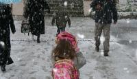 Başkente Kar Sürprizi