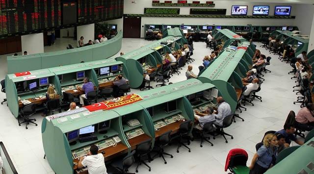 Borsa Yaklaşık %1 Değer Kaybetti