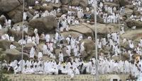Arafat'ta Mahşer Provası