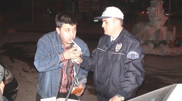 Trafikte Uyuşturucu Testi Geliyor