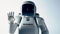 Robot Asimo'ya Zorlu Görev