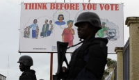 Liberya'da Gergin Seçim