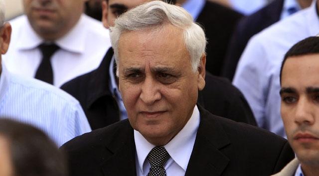 İsrail Eski Cumhurbaşkanı'na Kötü Haber