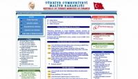 Maliye'nin İnternet Sitesi Yayında