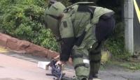 Faciayı Polisin Dikkati Önledi