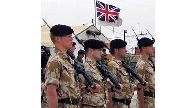 Afganistanda 6 İngiliz Askeri Kayıp