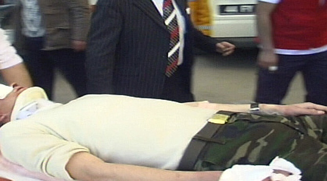 Yaralı Askerler Taburcu Edildi