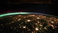 Eşsiz Güzellikteki Yerlerin Uzaydan Görüntüsü