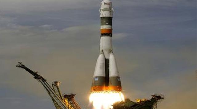 Soyuz Uzay Aracı Fırlatıldı