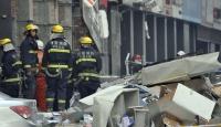 Çin'de Patlama: 8 Ölü