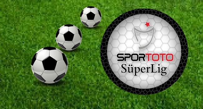 Süper Ligde 32. hafta programı