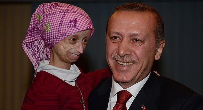 Başbakan Erdoğan Gamzeyle Görüştü