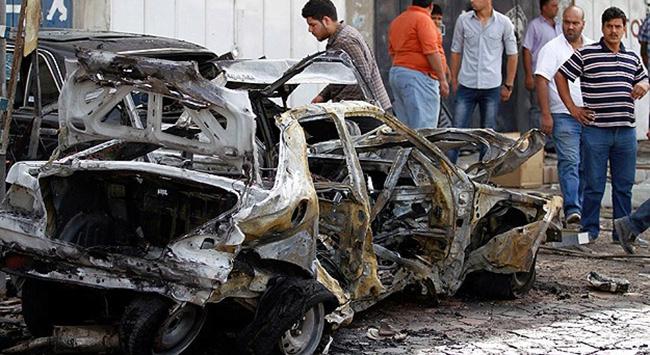 Irakta kanlı saldırılar sürüyor