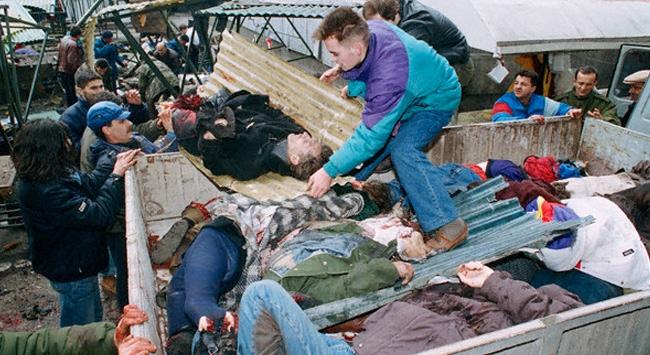 Markale Pazarı katliamı 20. yılında