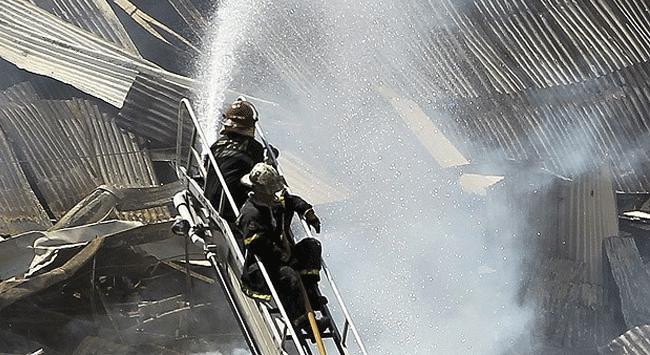 Arjantin devlet arşivinde yangın: 7 ölü, 9 yaralı