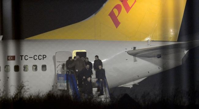 Uçak kaçırma girişimine terör soruşturması