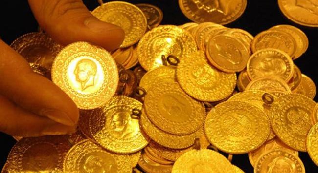 Altının kilogramı 87 bin 350 liraya geriledi
