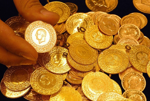 Altının kilogramı 89 bin 300 lira oldu