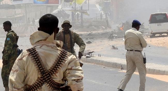 Somalideki çatışmalarda 26 militan öldü