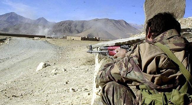 4 Taliban militanı öldürüldü