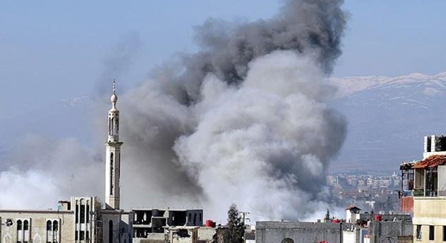 Suriyede katliam pususu:175 ölü