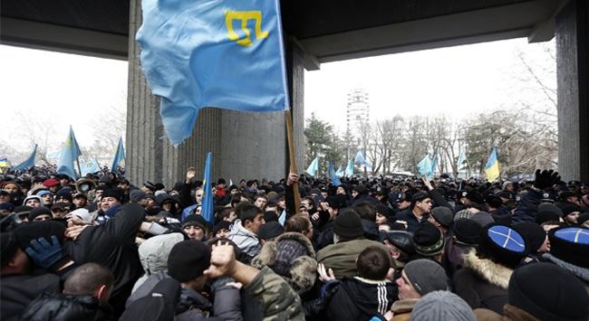 Kırım Tatarlarına büyük vaatler