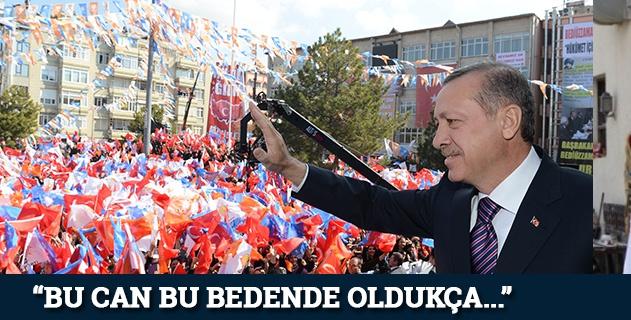 Erdoğandan Uşakta önemli açıklamalar