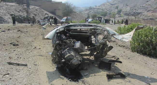 Sağlık ekibine bombalı saldırı düzenlendi