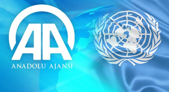 Anadolu Ajansı ile BM işbirliği yapacak