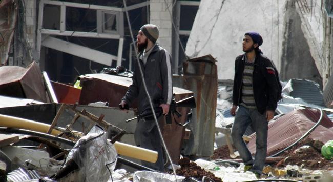 Esed güçleri 46 kişiyi öldürdü