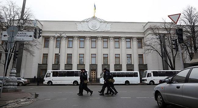 Kırım Parlamentosu resmen başvurdu